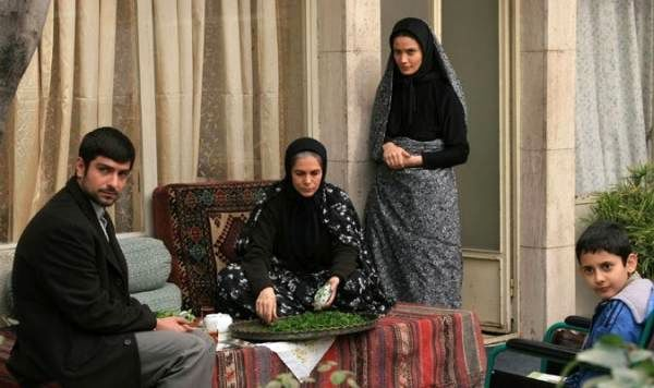 مهدی پاکدل در فیلم سینمایی آزاد راه