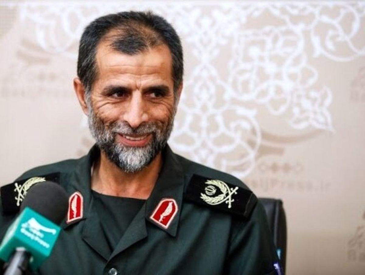 سردار حاج حسین اسداللهی درگذشت + علت مرگ
