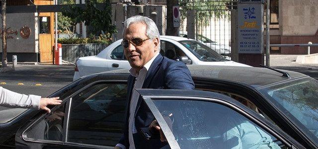 حمله تند مهران مدیری به گریم عجیب نرگس محمدی در سریال ستایش 3 + فیلم
