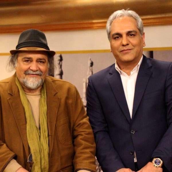 محمدرضا شریفی نیا و مهران مدیری