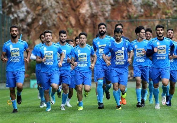 لیست بازیکنان استقلال مقابل الهلال عربستان مشخص شد + ساعت بازی