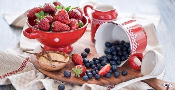 خوراکیهای سرشار از آنتیاکسیدان