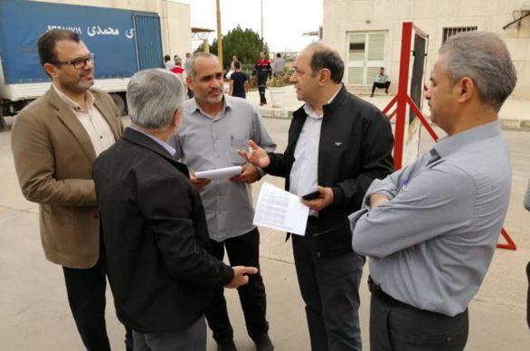 ارسال دومین محموله کمکهای پتروشیمی جهت سیل زدگان استان خوزستان