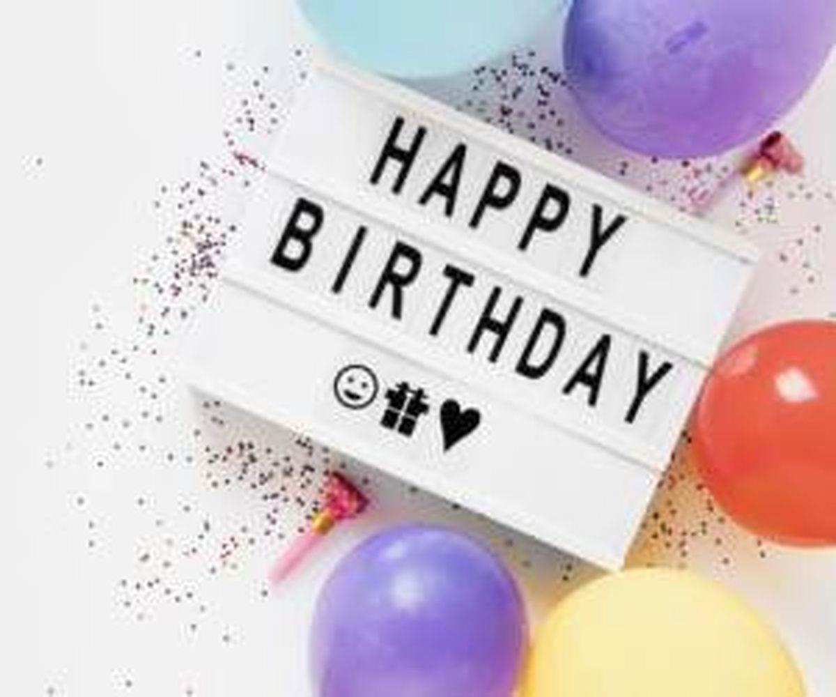 اس ام اس و پیامک های جالب برای تبریک تولد رسمی