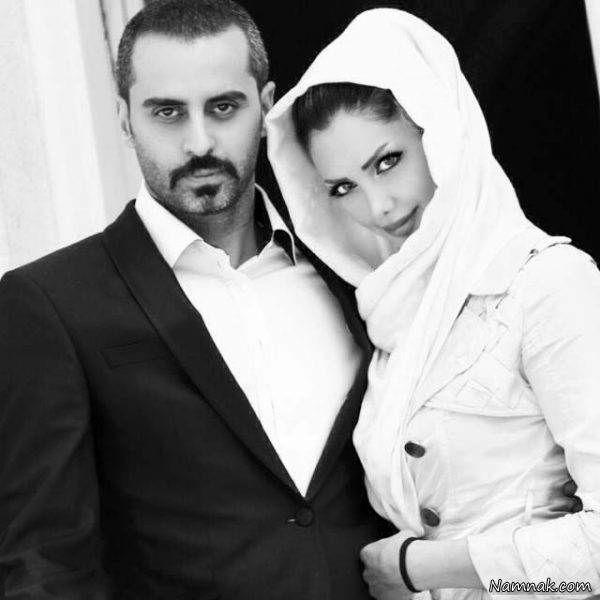 علیرام نورایی|بیوگرافی و عکسهای علیرام نورایی و همسرش