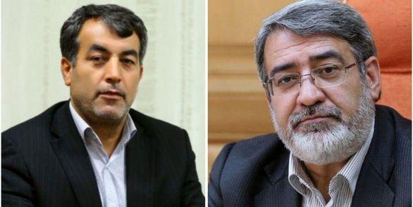 علیرضایی فرماندار آوج شد + بیوگرافی