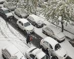 بارش برف تا چهارشنبه در تهران ادامه دارد