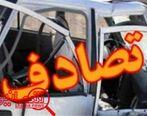سانحه خونین رانندگی در قائمشهر با ۲ کشته و مصدوم