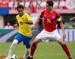 برزیل با نیمار به دنبال رویای رونالدو (عکس)