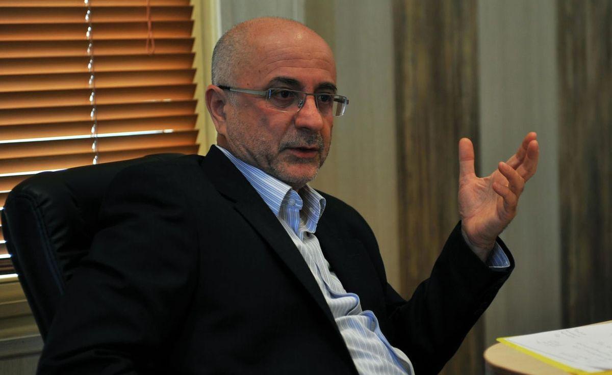 علی مرادخانی معاون سابق وزارت ارشاد به کما رفت + عکس