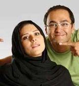 تصاویر لو رفته از رامبدجوان و همسر سابقش سحر دولتشاهی + تصاویر
