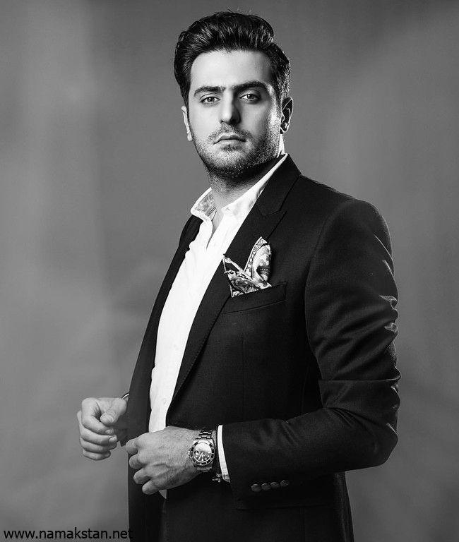 عکس های جدید علی ضیا مجری تلویزیون