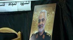 دستگیری عامل تخریب تصویر سردار سلیمانی