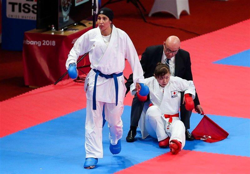 لیگ جهانی کاراته وان پاریس عباسعلی به فینال رسید، پورشیب حذف شد/ 2 طلا و 2 برنز در انتظار کاراته ایران- اخبار رزمی - اخبار ورزشی تسنیم - Tasnim