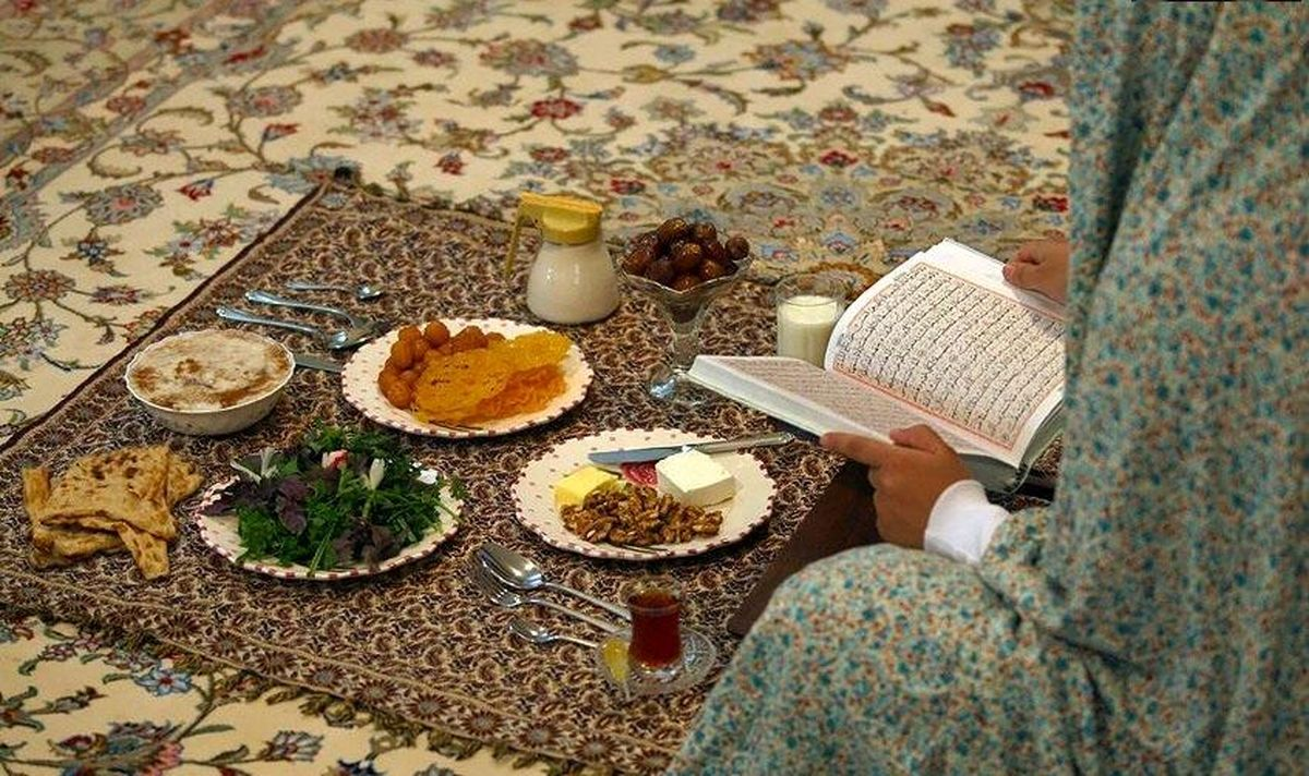 مادران روزهدار ایران در قاب دوربین قرار میگیرند