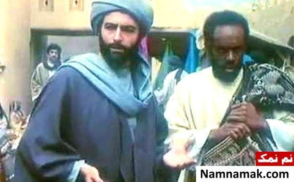 سیروس کهوری نژاد در سریال شیخ مفید