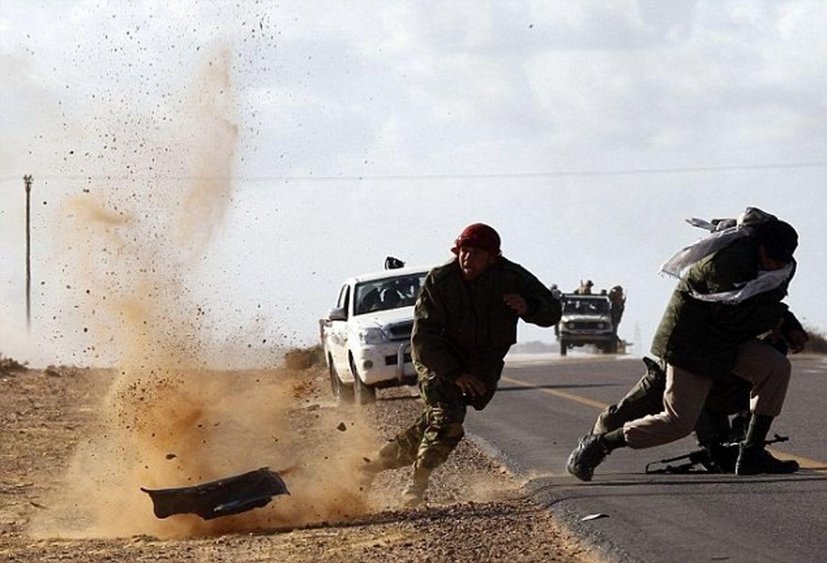 خنثیسازی حمله داعش در عراق