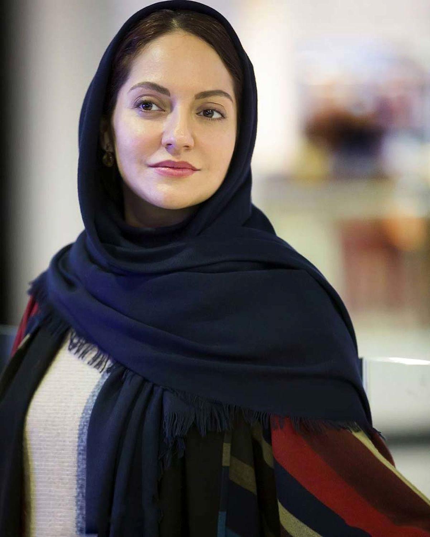 جنجال عکس های لو رفته مهناز افشاد در آغوش بازیگر مرد + فیلم و عکس