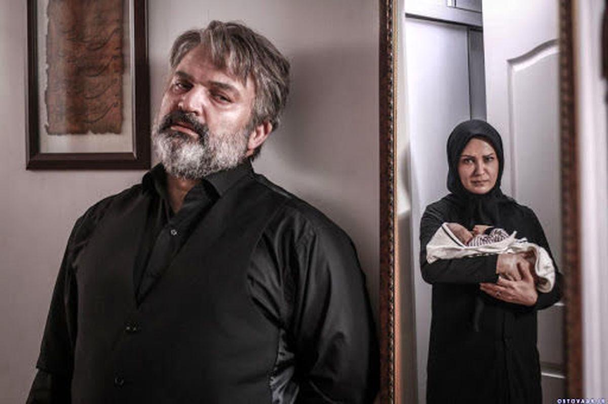 مهدی سلطانی بازیگر سریال پدر مهمان امشب همرفیق است