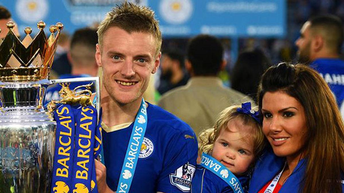 ستاره تیم ملی انگلیس از فرزند جدیدش رونمایی کرد + عکس