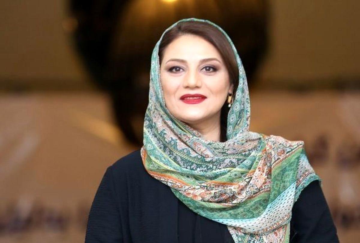 شبنم مقدمی داغدار شد + عکس