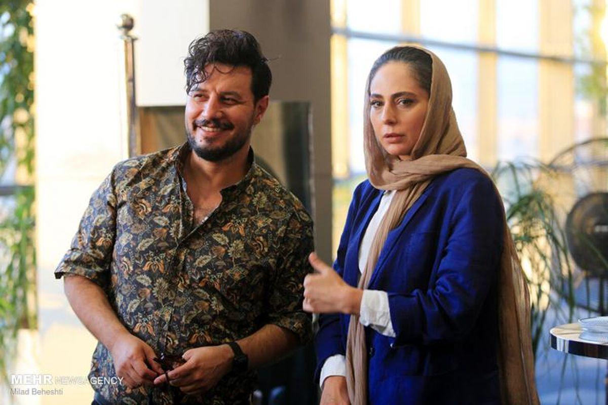 اکران مردمی آخرین قسمت سریال زخم کاری   تصاویر بازیگران سریال زخم کاری