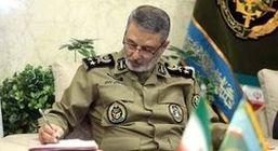 فرمانده کل ارتش از رهبر انقلاب قدردانی کرد