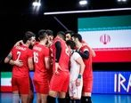 ساعت پخش والیبال ایران استرالیا