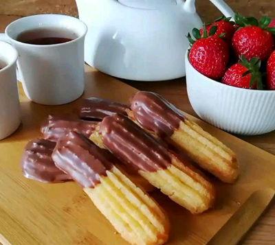 روش پخت سریع شیرینی رژیمی بسیار خوشمزه