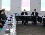 بازدید معاون رئیس جمهور و رئیس بنیاد شهید و امور ایثارگران از شرکت بیمه دی