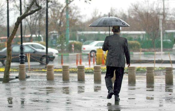 وضعیت هواشناسی ایران 24 اسفند