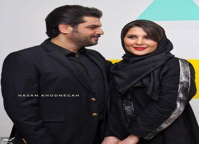 تصاویر جنجالی از سام درخشانی و همسرش + تصاویر و بیوگرافی