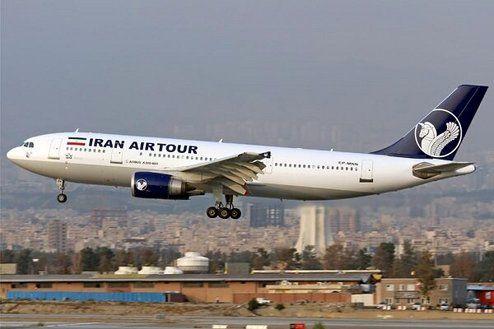 Image result for فرود اضطراری پرواز تهران_استانبول در فرودگاه مهرآباد