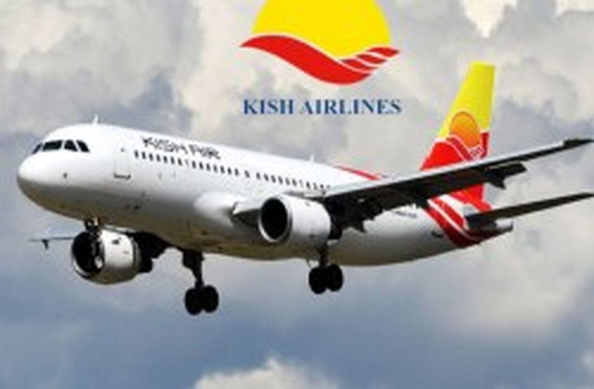 اجرای ضوابط بهداشتی جدید در هواپیمایی کیش