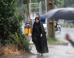 اخطاریه هواشناسی درباره تشدید فعالیت سامانه بارشی