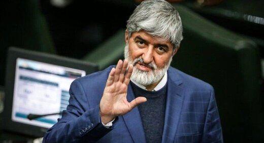 انتقاد علی مطهری از ادامه یافتن قطعی اینترنت