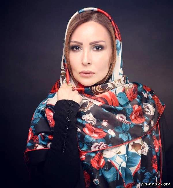 هنرمند پرستو صالحی