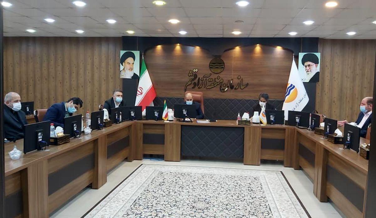 قشم آماده معرفی پروژه های افتتاحی در حوزه های مختلف