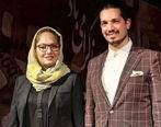 مهناز افشار   تبریک تولد همسر سابقش به وی + عکس