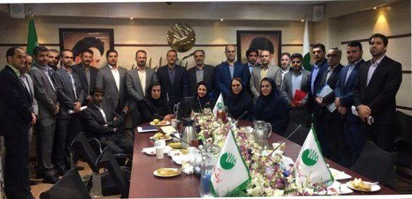 کسب رتبه نخست درآمد خدمات ارزی توسط پست بانک منطقه دو تهران
