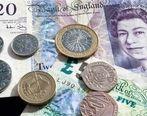 کاهش قیمت یورو و پوند