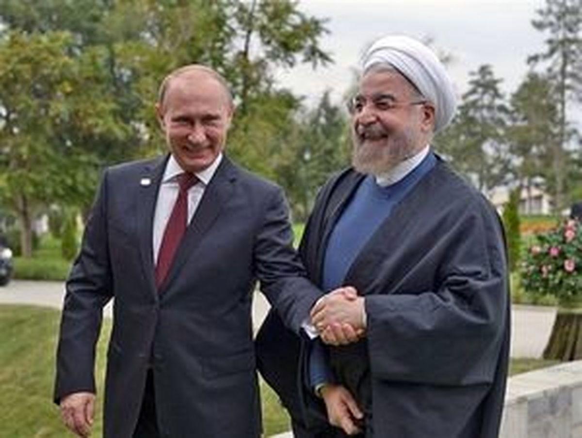 جزئیات مذاکره پوتین و روحانی !