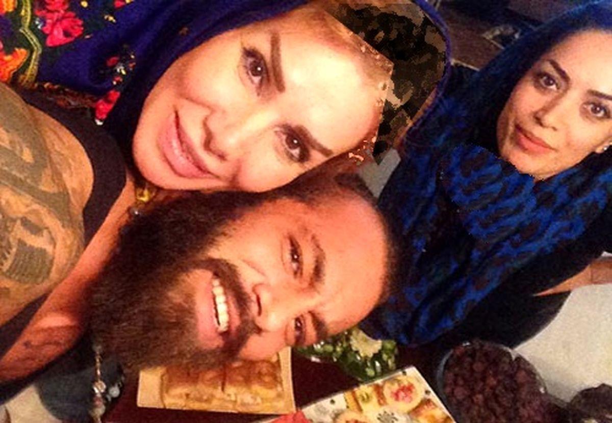 امیر تتلو با بازیگر هالیوودی ازدواج کرد + تصاویر و بیوگرافی