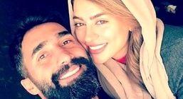 ماجرای بچه دار شدن هادی کاظمی و سمانه پاکدل لو رفت! + فیلم