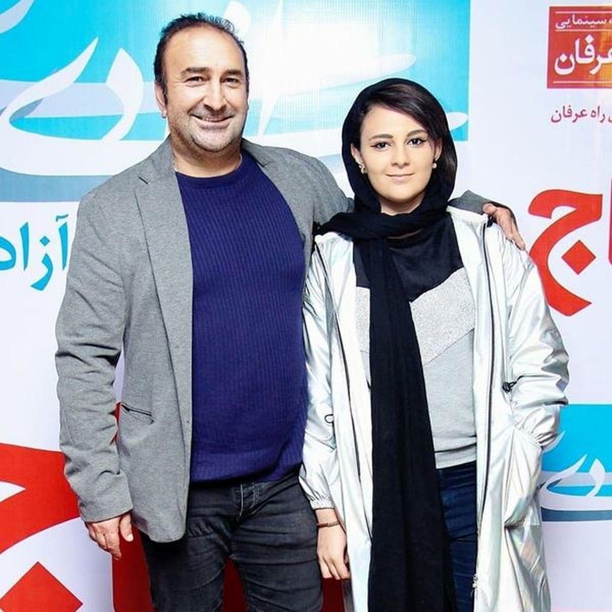 بیوگرافی مهران احمدی + تصاویر همسرش