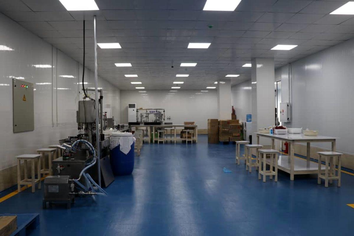 برند قشم بر محصولات تولیدی صادرات محور
