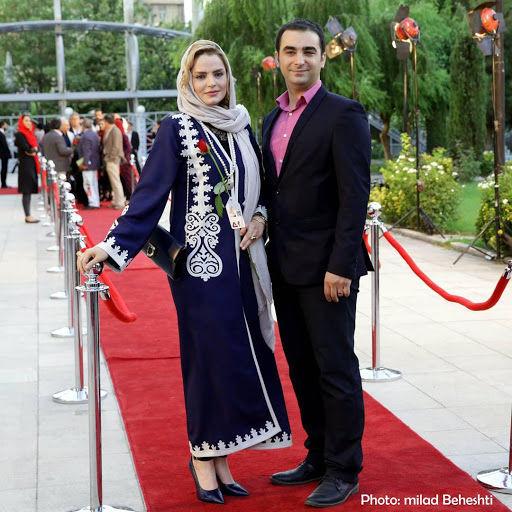 عکس سپیده خداوردی در شانزدهمین جشن حافظ - 95