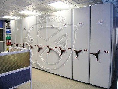 درباره قفسه بندی ریلی و کمد بایگانی ریلی چه می دانید؟