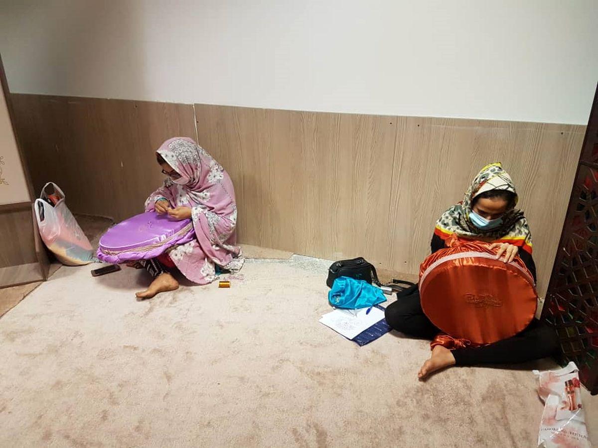 برگزاری نخستین آزمون عملی صنایع دستی در قشم