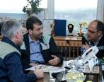 بازدید مدیرعامل شرکت شستا از ذوب آهن اصفهان